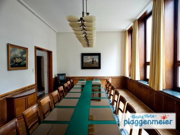 Referenz für hochwertige Malerarbeiten im Bremer Zentrum: Maler Plaggenmeier macht´s