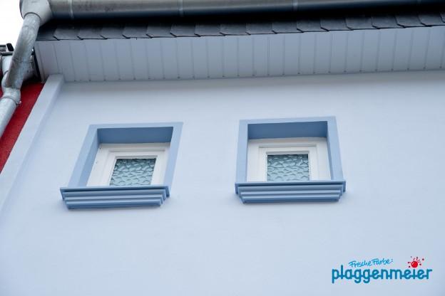 Für ein schönes WDVS braucht es viel Erfahrung und Gestaltungswillen - in Bremen vom Malereibetrieb Plaggenmeier: bei uns gibt´s frische Farbe