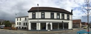 Wir haben diese Fassadensanierung in Hemelingen gemacht - so geht Gestaltung in Bremen heute!