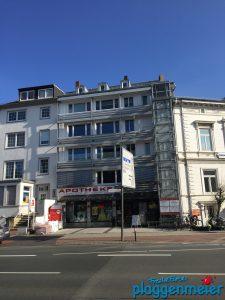 Eine Sahne-Immobilie im Herzen Bremens - mit Fassadenschutz von Plaggenmeier