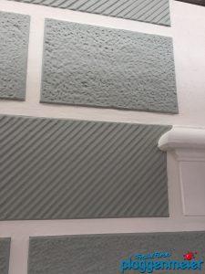 Fassadengestaltung in feiner Farbabstimmung - wir arbeiten präzise!