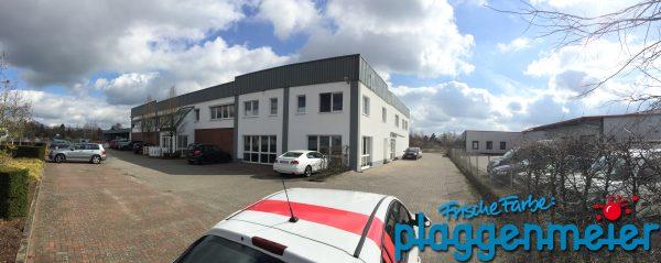 Firmengebäude mit Dämmung: wir haben es auf den neuesten Stand gebracht!