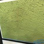 Fassadenputz mit Leuchteffekt: wir arbeiten Glaskugeln ein, die im Sonnenlicht Effekte bilden - Fassadenprofi Bremen