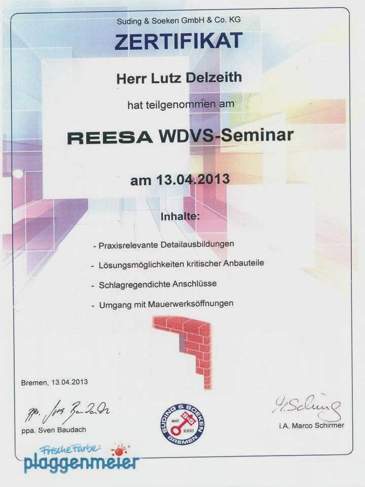 Seminar WDVS: Öffnungen fachgerecht und gleichzeitig optisch hochwertig erzeugen - Fragen Sie Ihren Fassadengestalter!