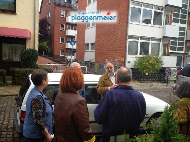 WDVS - Die besten Bremer Maler erläutern ihre Projekte auf dem Hausbesichtigungstag