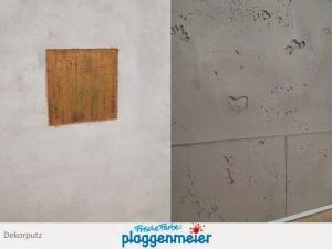 Optimale Wohnqualität: Dekorputz von Mitarbeitern der Arno Plaggenmeier GmbH erstellt