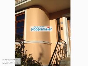 Hier wohnt man gerne - jetzt wo die Bausubstanz wieder fit ist für viele Jahre. Fassade streichen machen wir in Bremen - der beste Maler!