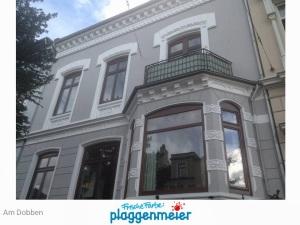 Bremer Reihenhaus-Fassade in bester Lage - jetzt auch optisch wieder ein Highlight