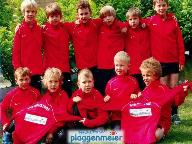 Sponsoring ist für uns im Jugendsport einfach Ehrensache!