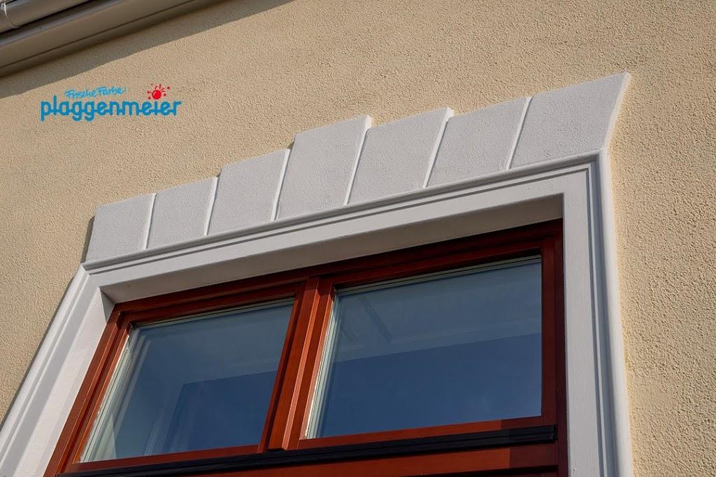 Handarbeit vom Feinsten - Fenstersturzprofile