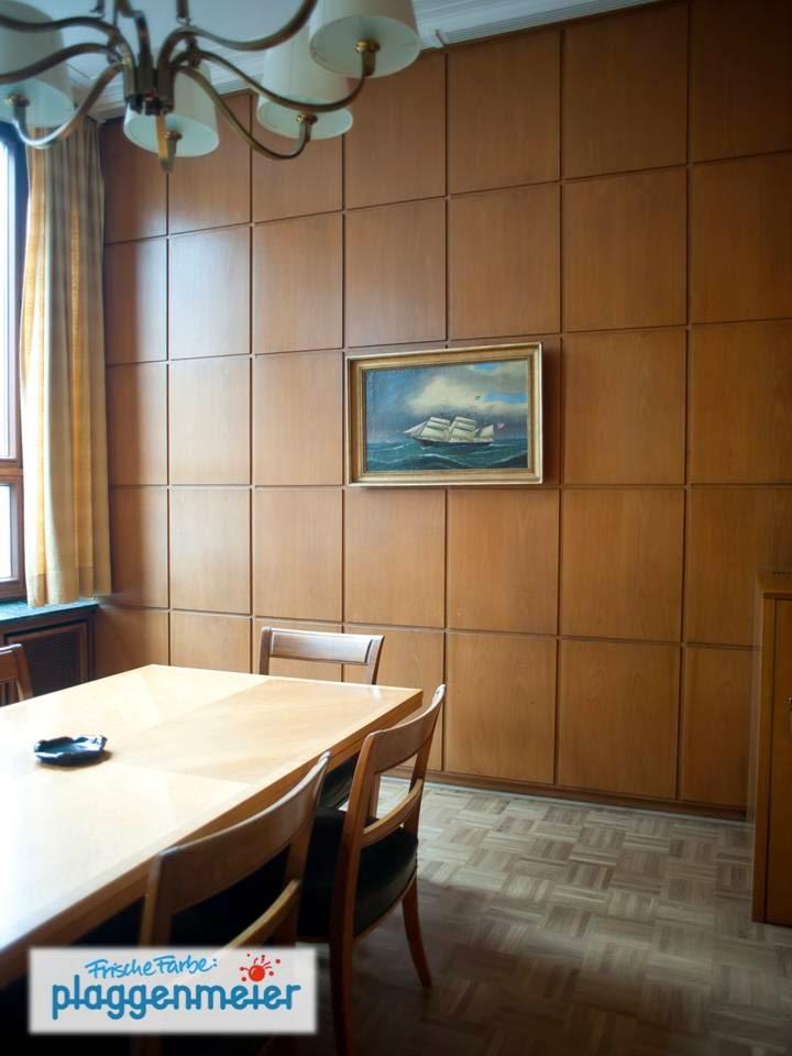 Im kleinen Sitzungsraum fallen die großen Entscheidungen