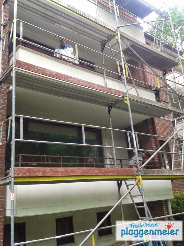 Wir sind nicht nur Malereibetrieb, sondern auch Fachbetrieb für Bausanierung mit der größten Erfahrung auch für Balkonsanierung in Bremen - seit 5 Generationen aktiv!