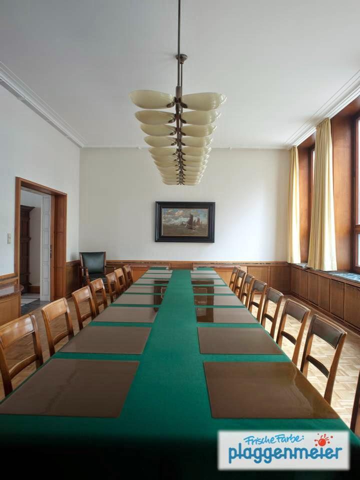 Dieser Raum ist ein Ensemble, mit viel Feingefühl gestaltet und ausgestattet - Malerfachbetrieb Arno Plaggenmeier GmbH