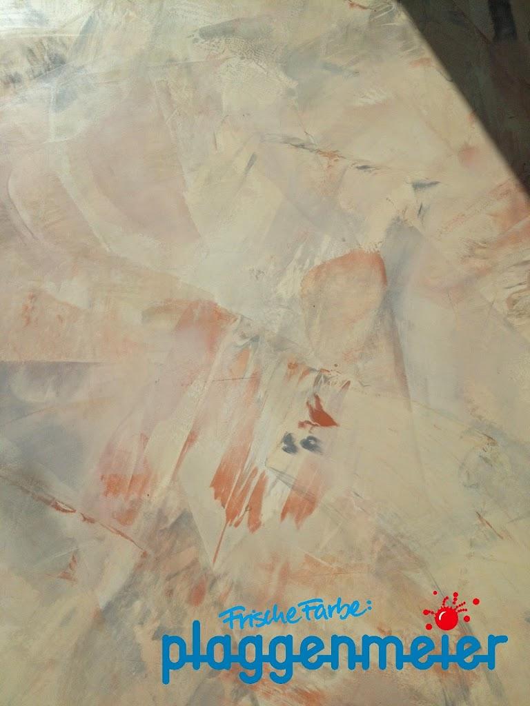 Gute Malerarbeiten in Bremen - für uns gehören Dekorputze und Spachteltechnik zum Beispiel von Spatula einfach dazu - Frische Farbe Plaggenmeier