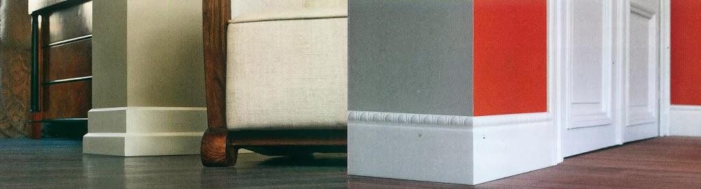 Fußleisten sind auch Profile - mit uns und etwas Mut zur Gestaltung finden Sie die schönsten Fußleisten in Bremen