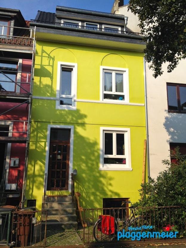Fassadenarbeiten in Bremen Findorff