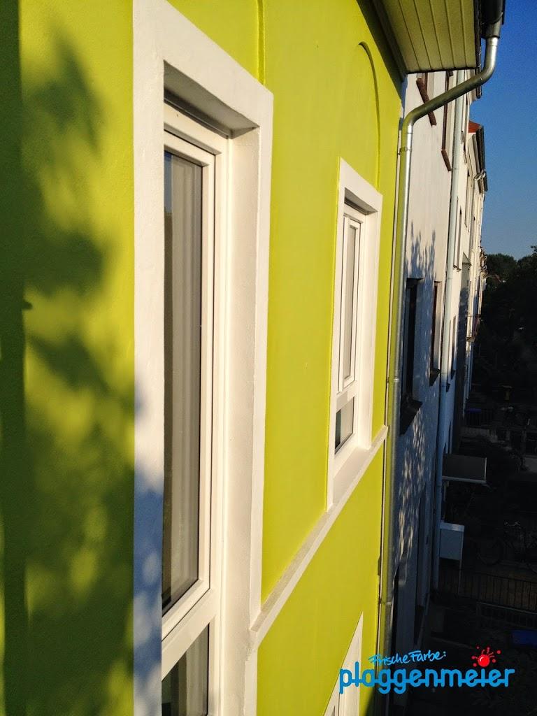 Malerbetrieb mit Herz und Verstand in Bremen gestaltet und malt Fassaden.