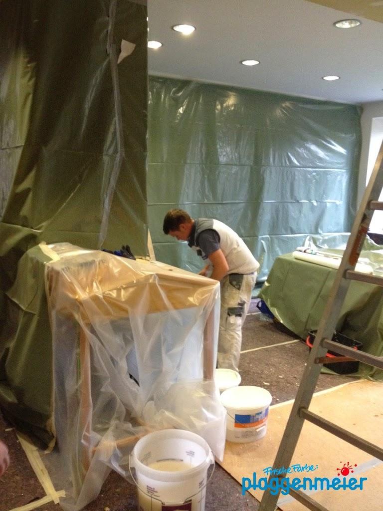 Dem Anspruch von Gewerbekunden durch saubere Arbeit gerecht zu werden ist unser täglich Brot - Maler für frische Farbe in Bremen