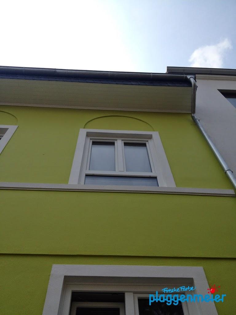 Fassadensanierung mit Pfiff - Gestaltung für stilsichere junge Leute - vom Malermeister