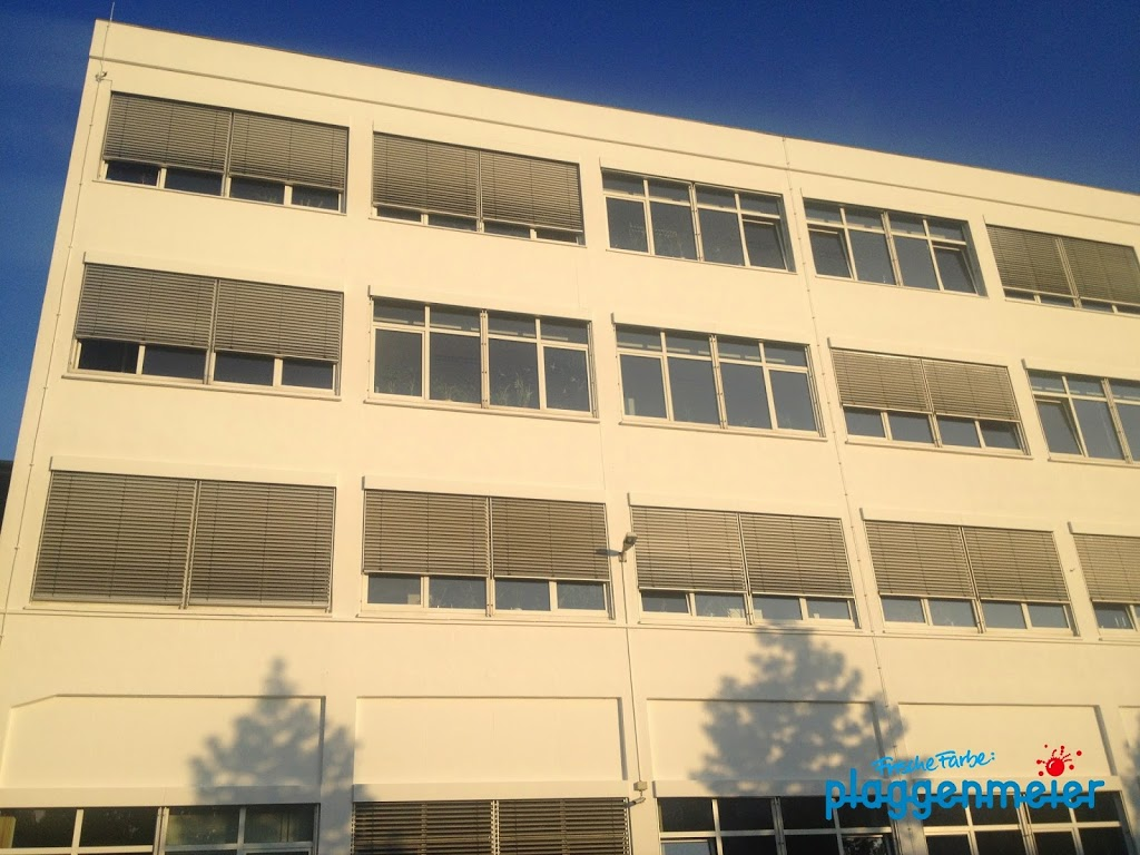Der Anstrich war nur das Finish bei dieser Spezial-Fassadensanierung vom Profi in Bremen
