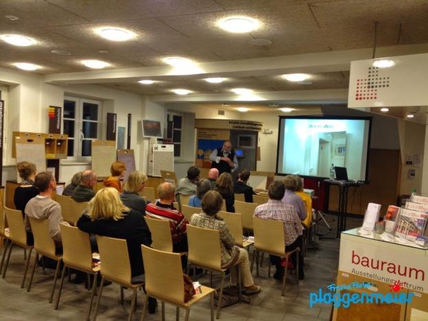 Dekorputz - Veranstaltung im Bremer Bauraum