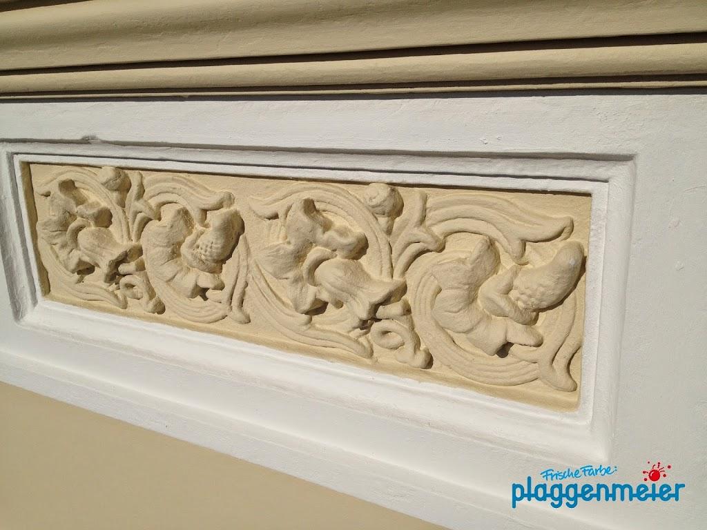 Vom zuverlässigen Maler aus Bremen wird frische Farbe in bester Qualität garantiert: Fassadensanierung