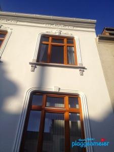 Bremer Fassaden werden vom Malereibetrieb verschönert, aufgewertet und geschützt!
