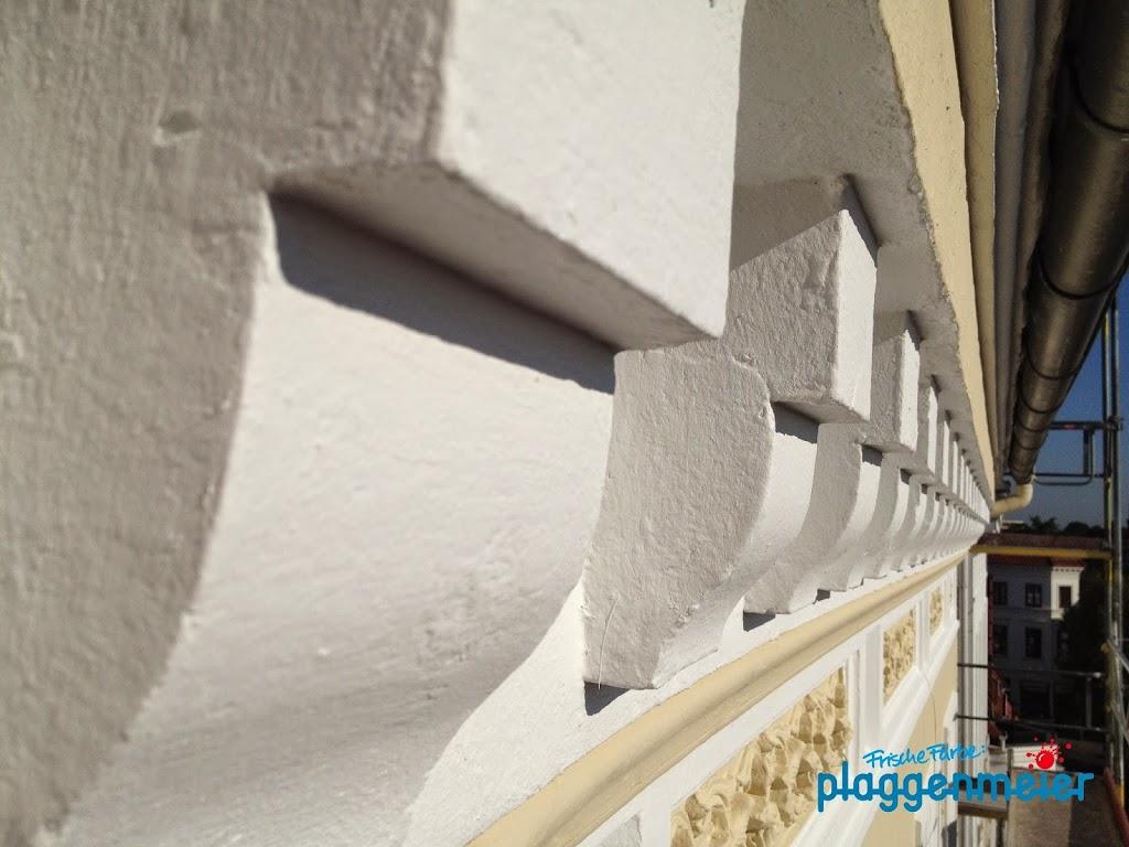 Als Fassaden-Experten empfehlen wir je nach Situation das am besten geeignete Material für die erforderliche Fassadensanierung