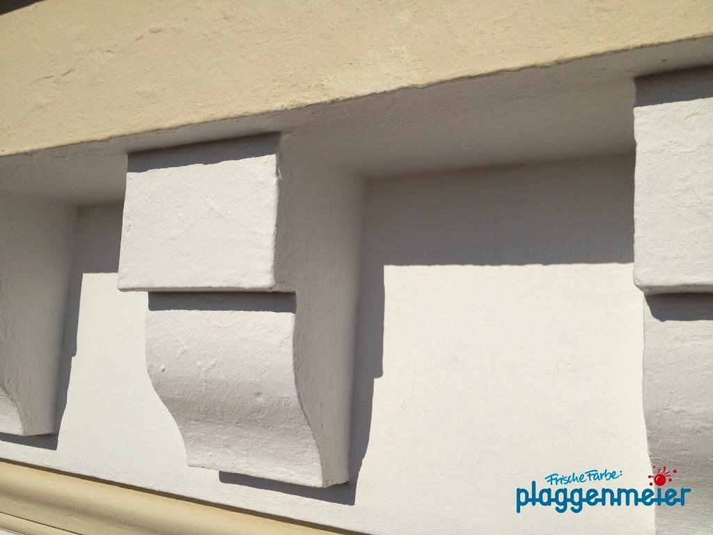 Wir machen die Fassadensanierung! Malerfachbetrieb Plaggenmeier in Bremen.