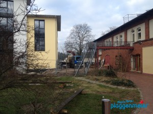 Niedrigenergiehaus in Strohballenbauweise - Energie Experten Tag in Verden