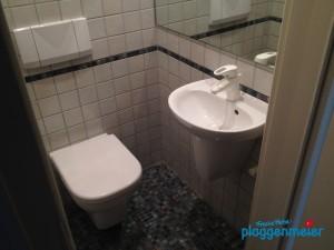 Auch im Gäste-WC konnten wir helfen - unser Netzwerkpartner hat schnell geliefert: Klasse Maler in Bremen von Plaggenmeier