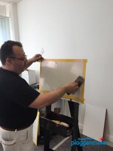 Der Referent war einfach stark, findet unser Kreativteam vom Malermeisterbetrieb aus Bremen