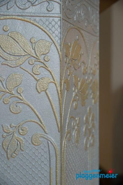Hochwertige Tapeten perfekt geklebt und lasiert - Malereibetrieb Plaggenmeier