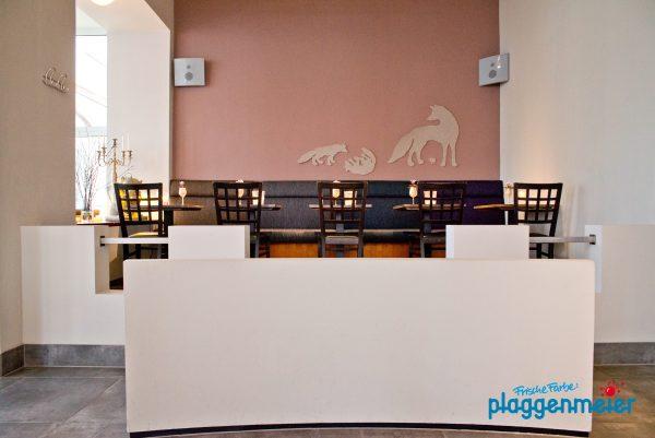 Passende Gestaltung zum Angebot - wir machen Gewerberäume schön - Malereibetrieb Plaggenmeier