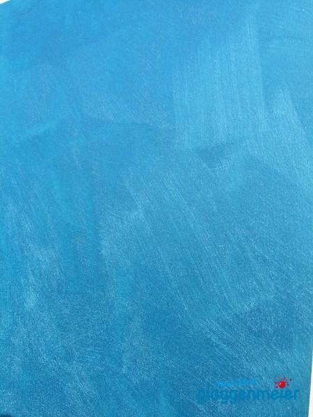 Tolle Anmutung mit gleichmäßigen Spachtelschlägen vom Spitzen-Maler-Team Plaggenmeier