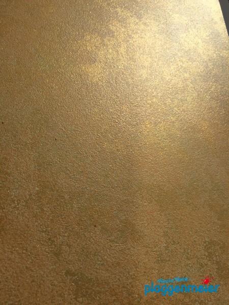Klondike Valpaint Design direkt aus der Goldmine, auf die Wand gebracht vom Malereibetrieb Plaggenmeier