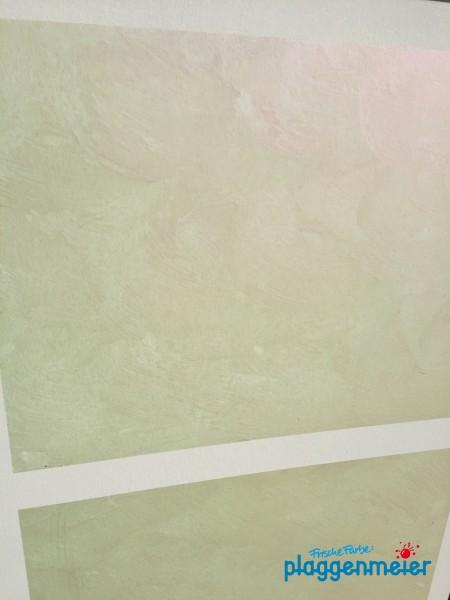 Bernsteinglanz-Effekt erscheint im Streiflicht - So geht exzellente Wandgestaltung vom Bremer Maler