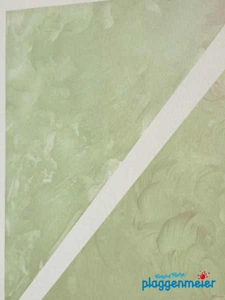 Schlagoptik für glatte Wände vom Malermeister in Bremen