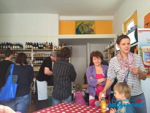 Renovierung Bioladen - Eröffnungsfeier mit dem Bremer Malereibetrieb!
