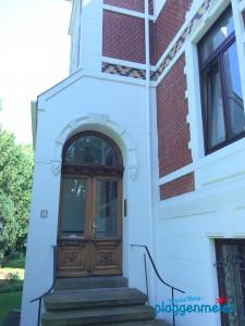 Herrschaftlicher Eingangsbereich - das gehört zur Profifassade in Bremen dazu!