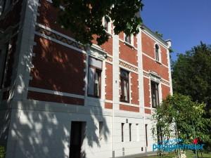 In Bremen ruft man den Profimaler für die Schwachhausener Fassade!