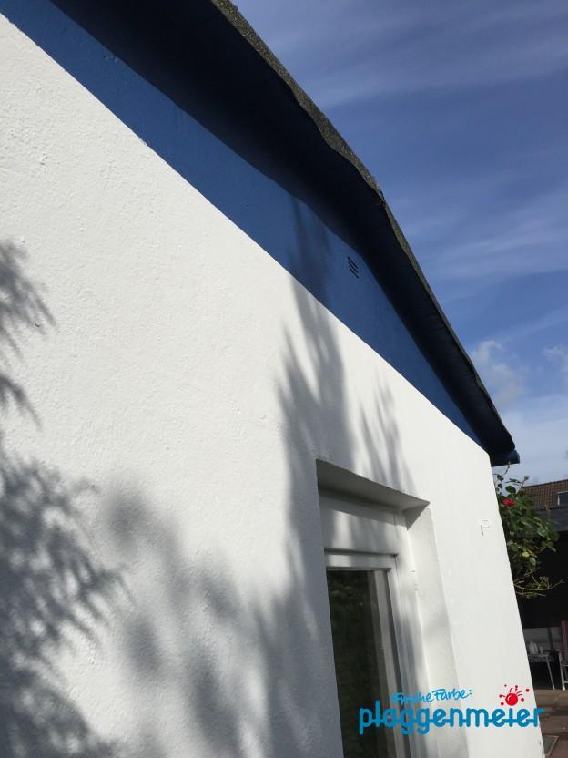 Fassadenanstrich in Oberneuland nur vom Profi - hier hat für uns in Bremen alles angefangen, in der Apfelallee hat Arno Plaggenmeier bei seinem Vater gelernt.