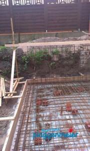 Mit einem Fundament vom Maurerservice machen wir für unsere Kunden (fast) alles möglich.