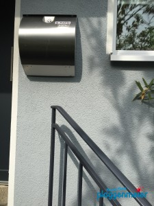 ...nun eine hocheffiziente Dämmfassade