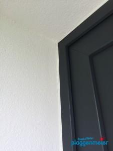 Korrekter Fensteranschluss einer super Dämmfassade in Bremen