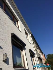 Schönstes Haus in der Flucht vom Maler Bremen