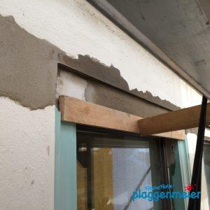 An Bremer Altbauten ist bei der Sanierung von Fensterstürzen besondere Sorgfalt im Aufbau gefragt!