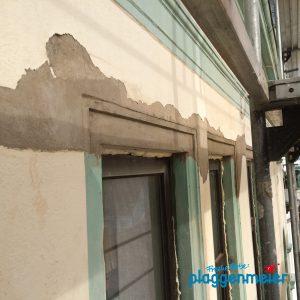 Der Bremer Maler macht´s - Fassadensanierung Altbremer Haus