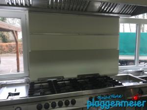 Hier wird´s heiß: die Küche nach unserer fachgerechten Sanierung