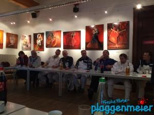 Malereibetrieb Bremen, Bericht der jährlichen Betriebsversammlung